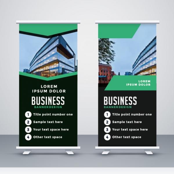Design a Custom Roller Banner