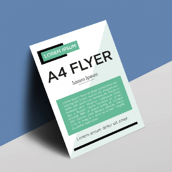 5000 Premium A4 Flyer printing