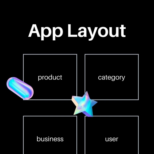 Mobile and App Layouts