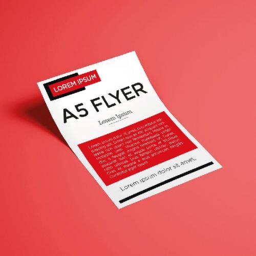 Design a Custom A4/A5 Flyer